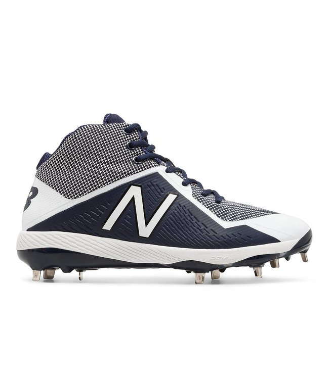 50d3b2a12 New Balance M4040V4 Metal Mid Baseball Cleats - Baseball Town