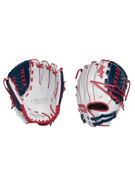 "RAWLINGS RLA125-18WNS Liberty Advanced 12.5"" Softball Glove"