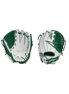 "RAWLINGS RLA125-18WDG Liberty Advanced 12.5"" Softball Glove Right-Hand Throw"