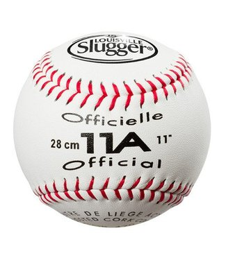 "LOUISVILLE SLUGGER 11A Softball Ball 11"" (UN)"