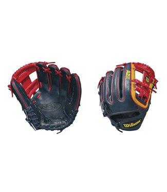 """WILSON A2K Brandon Phillips Game Model 11.5"""" Baseball Glove"""