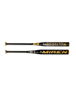 MIKEN Maniac 2-piece Alloy Dual Stamp Softball Bat
