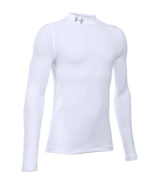UNDER ARMOUR Chandail Compression Manches Longues ColdGear Armour Pour Hommes