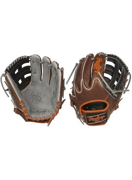 "RAWLINGS January 2018 HOH Gold Glove Club PRO205-6GSLWT 11.75"" Baseball Glove"