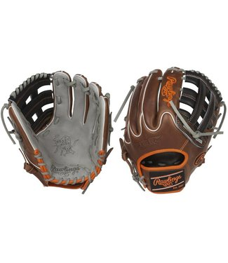 "RAWLINGS Janvier 2018 HOH Gold Glove Club PRO205-6GSLWT 11.75"" Gant de Baseball"