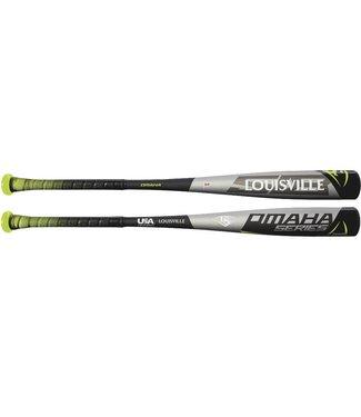 "LOUISVILLE SLUGGER Omaha (-10) 2 5/8"" USA Baseball Bat"