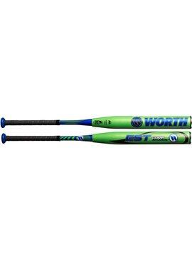 "WORTH Est Comp Balanced 13.5"" Barrel USSSA Softball Bat"