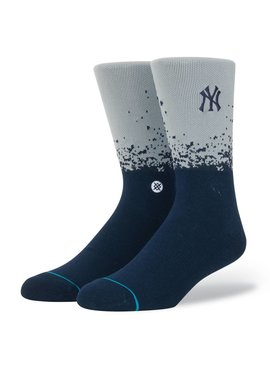 Stance MLB Fade Yankees Gris