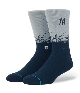 Stance MLB Fade Yankees Grey