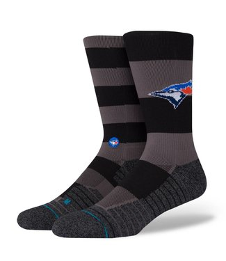 Stance MLB Nightshade Blue Jays Black