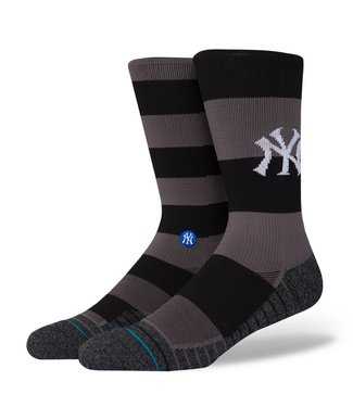 Stance MLB Nightshade Yankees Black