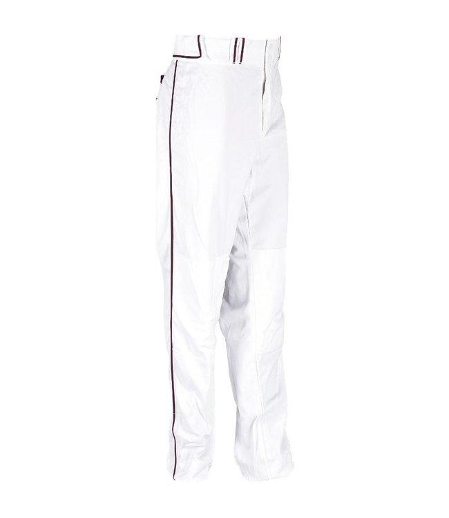 LOUISVILLE SLUGGER Pantalons de Baseball Stock Pant avec Piping pour Homme