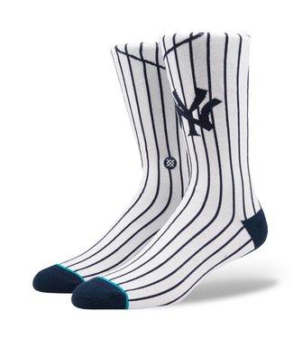 Stance MLB Home Yankees Blanc
