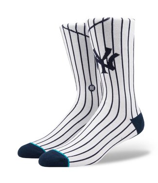 Stance MLB Home Yankees White