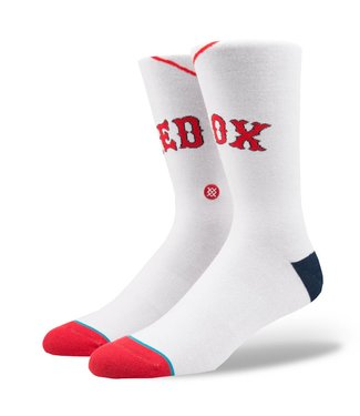 Stance MLB Home Red Sox Blanc