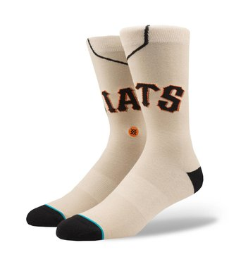 Stance MLB Home Giants Off White