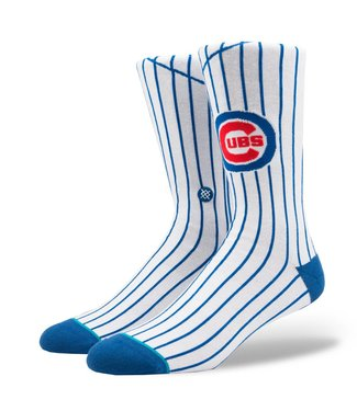 Stance MLB Home Cubs Blanc
