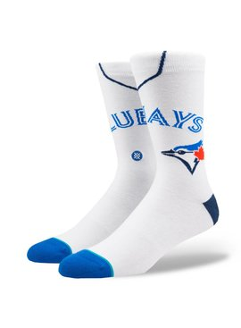 Stance MLB Home Blue Jays White