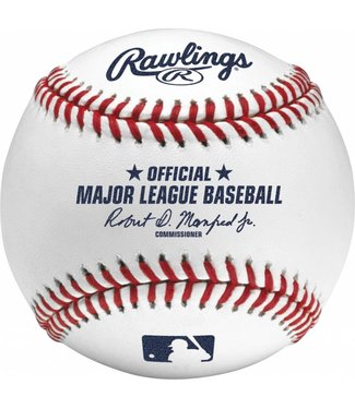 RAWLINGS Balle de Baseball Officielle ROMLB (UN)
