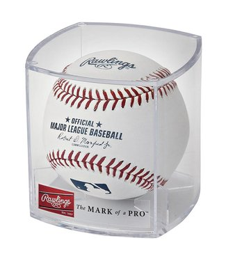 RAWLINGS MLB Official Ball with Case