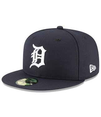 NEW ERA Authentic Detroit Tigers Home Cap