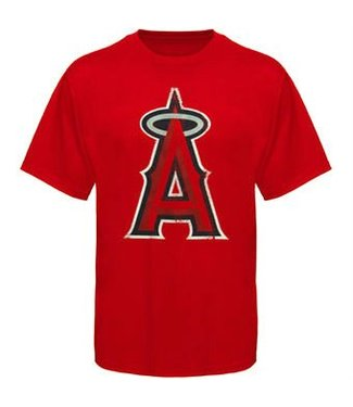 MAJESTIC T-Shirt Junior Angels de Los Angeles