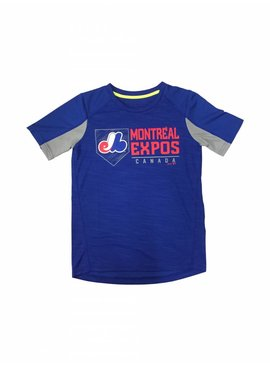 OUTERSTUFF Achievement Montreal Expos Youth Shirt
