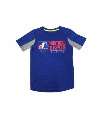 MAJESTIC Achievement Montreal Expos Youth Shirt
