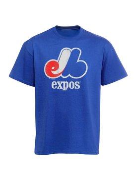MAJESTIC Montreal Expos team logo kids tee