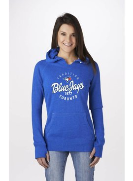 CAMPUS CREW BLUE JAYS HOODIE L7902BJ