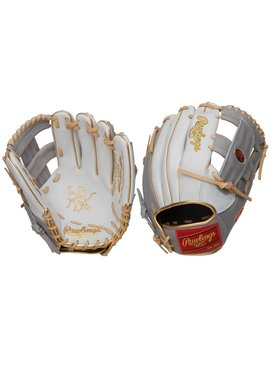 RAWLINGS Gant de Baseball Juin 2018 HOH Gold Glove Club PRO-GOLDYII 11.75""