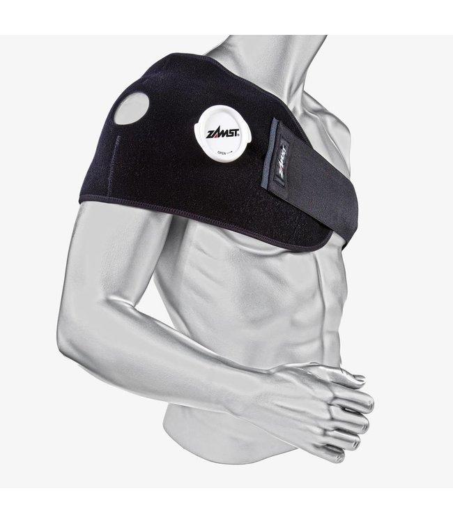 Zamst IW-2 Shoulder/Back Icing Black O/S