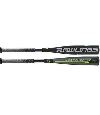 "RAWLINGS Quatro Pro Comp. 2 3/4"" USSSA Baseball Bat (-10)"