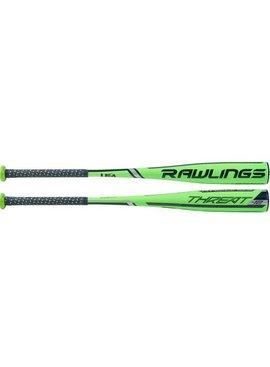 "RAWLINGS US9T12 Threat 2 5/8"" USA Youth Baseball Bat (-12)"