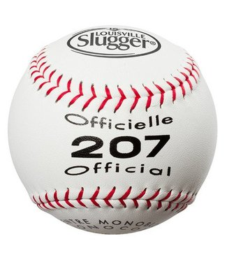 LOUISVILLE SLUGGER 207 Softball Ball (UN)
