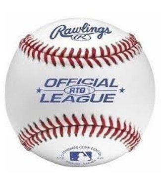 RAWLINGS RTB Practice Baseball Ball (UN)