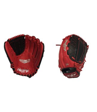 "RAWLINGS Gant de Baseball G206-12SB Gamer XLE 12"" Rouge/Noir"