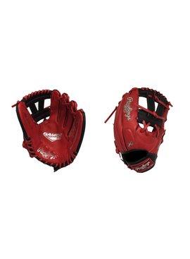 "RAWLINGS GNP4-7SB Gamer XLE 11.5"" Red/Black Baseball Glove"