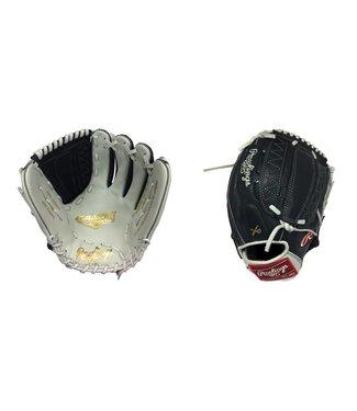 "RAWLINGS G206-12WN Gamer XLE 12"" Navy/White Baseball Glove"