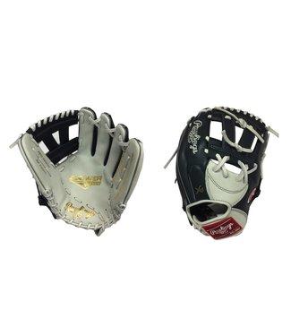 "RAWLINGS GNP4-7WN Gamer XLE 11.5"" Navy/White Baseball Glove"