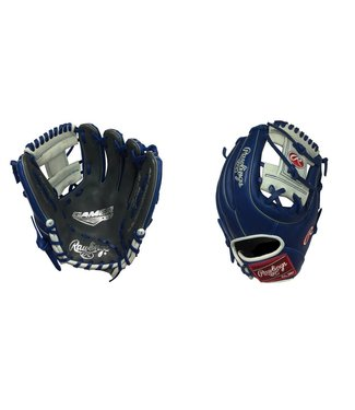 "RAWLINGS Gant de Baseball G312-2GRW Gamer XLE 11.25"" Bleu Royal/Graphite"