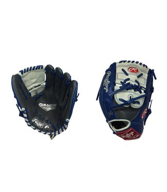 "RAWLINGS Gant de Baseball GNP4-9GRW Gamer XLE 11.5"" Bleu Royal/Graphite"