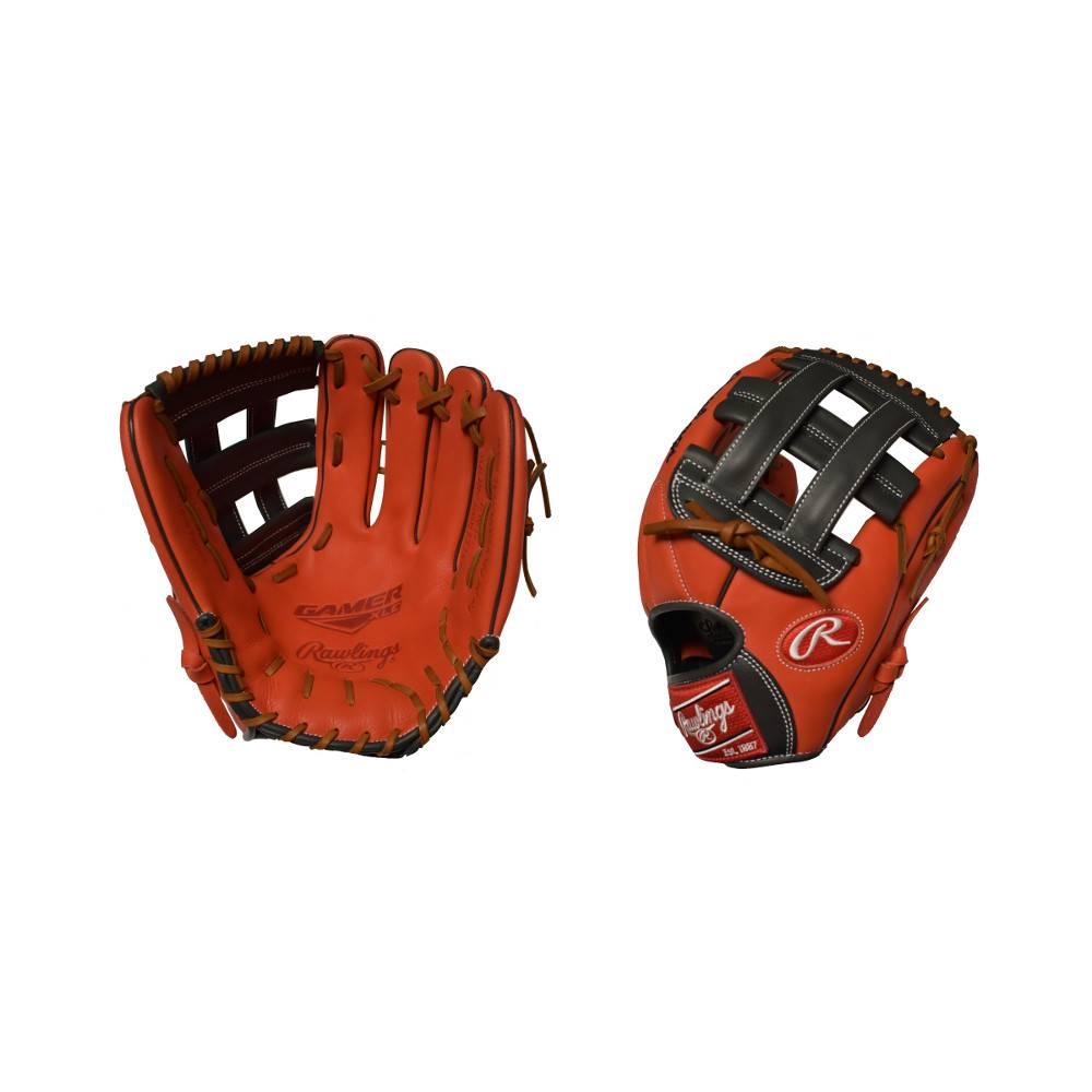 190602b6979 Rawlings GXLE130SB-6RODS Gamer Series Softball Gloves - Baseball Town