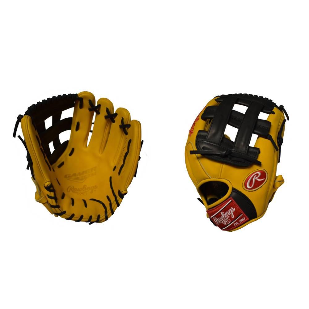 8b70d0c0e85 Rawlings G130SB-6GTB Gamer Series Softball Gloves - Baseball Town