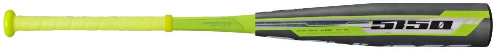"""RAWLINGS SL5R34 5150 Alloy 2-Piece  2 3/4"""" Baseball Bat (-10)"""