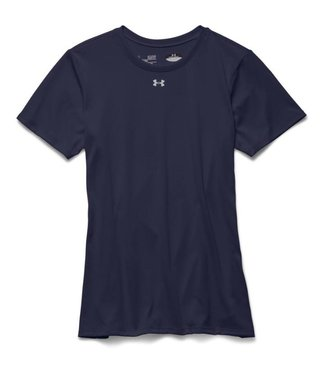 UNDER ARMOUR Women's Locker Tee Short Sleeve