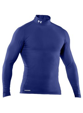 UNDER ARMOUR ColdGear Evo Compression Mock Long Sleeve