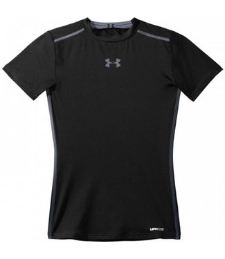 UNDER ARMOUR Youth Heat Gear Compression Shortsleeve