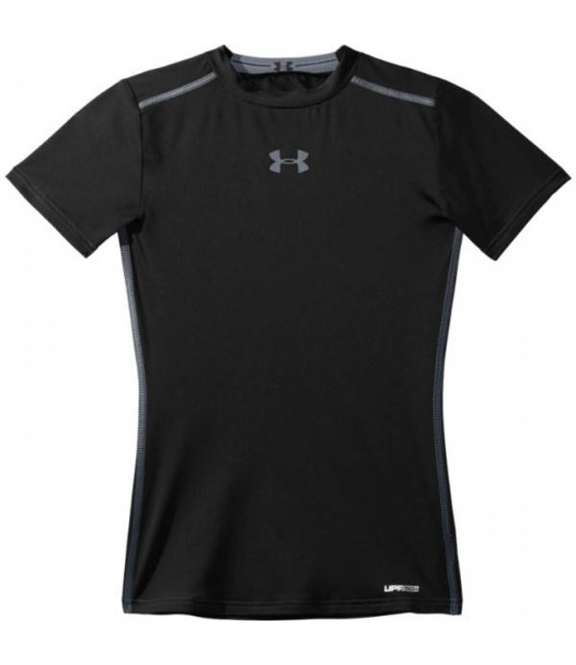 1c3e5eb4 UNDER ARMOUR YOUTH HEAT GEAR COMPRESSION SHORTSLEEVE - Baseball Town