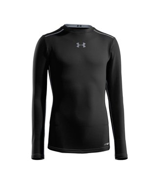 UNDER ARMOUR YOUTH HEAT GEAR COMPRESSION LONGSLEEVE